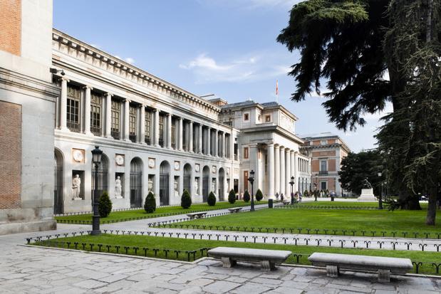 Pradomuseum in Madrid trekt recordaantal bezoekers