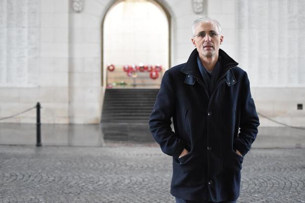 """Benoit Mottrie (Menenpoort Ieper):""""Ik krijg jaarlijks brieven van over de hele wereld"""""""