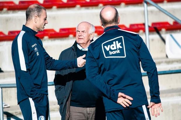 Genttrainer Thorup: 'Hou deze groep samen en kans is groot dat je straks wel meedingt voor prijs'