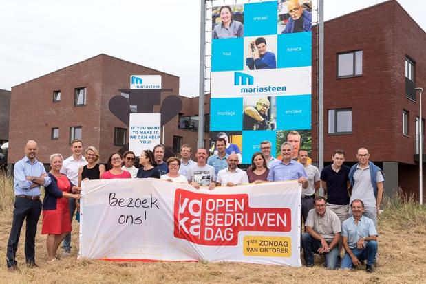 Mariasteen in Gits mikt op 5.000 bezoekers voor Open Bedrijvendag