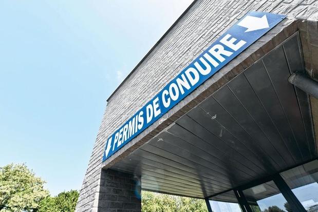 La réforme du permis de conduire en Wallonie n'a pas entraîné de chute du taux de réussite