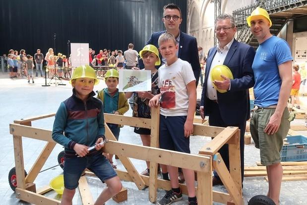 Fiksfabriek in Brugge is goed voor meer dan zevenhonderd 'arbeidsplaatsen'