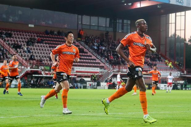 Charleroi mag van Europees voetbal blijven dromen na winst in finale Play-off II