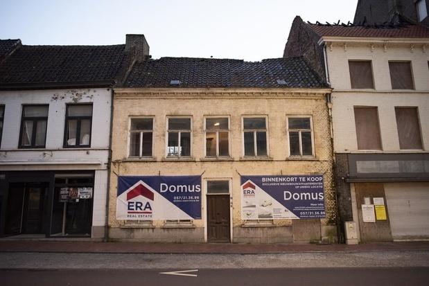 Een wildgroei aan appartementen in Poperinge?