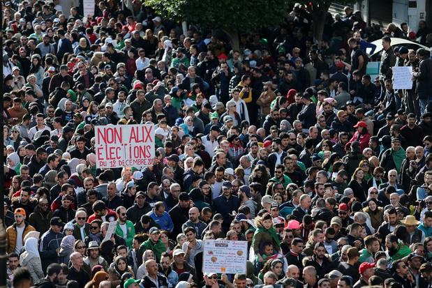 Boycot en rellen bij verkiezingen in Algerije