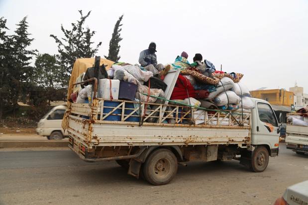 VN-Veiligheidsraad stemt in met beperkte crossborderhulp aan Syrië