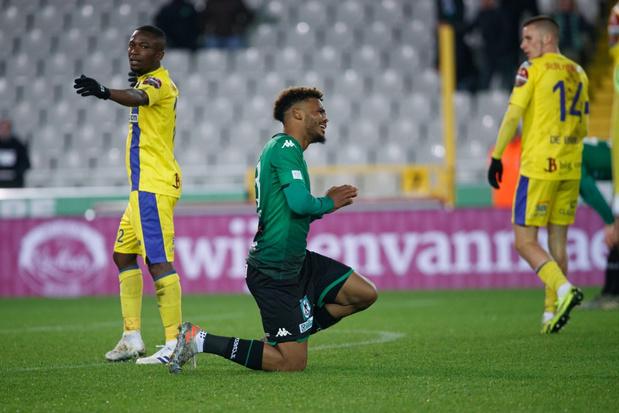 Cercle en Waasland-Beveren boeken tegen STVV en Kortrijk tweede zege van het seizoen