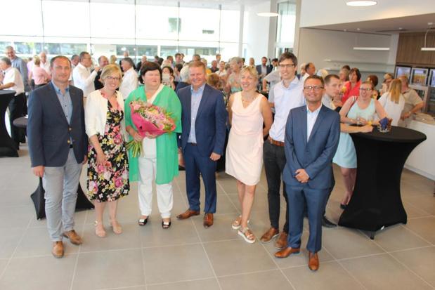 Minister Maggie De Block opent LDC Biezenbilk in Oudenburg