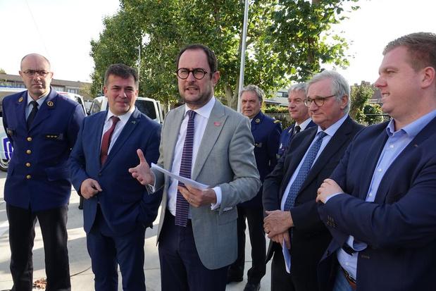Vier West-Vlaamse politiezones willen samenwerking uitbreiden