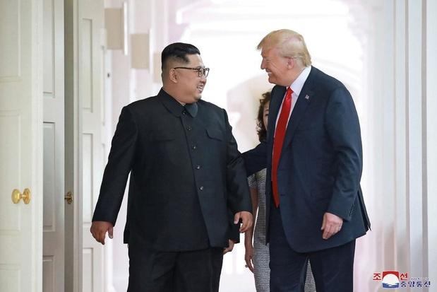 """La Corée du Nord """"n'est plus intéressée"""" par un sommet avec les USA"""