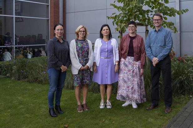 Vier OLVi-leerkrachten op buitenlandse nascholing