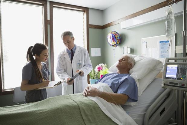 Co-management zorgmodel voor geriatrische patiënt op cardiologische afdeling werpt vruchten af
