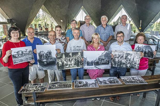Tentoonstelling brengt de bevrijding van Hooglede en Staden in beeld
