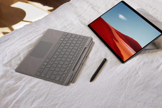 Microsoft komt met Surface Pro voor bedrijven