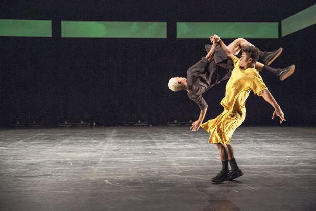 Biennale Charleroi Danse