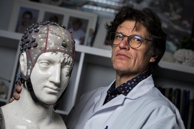 Après-coma : un million d'euros pour le Dr Laureys