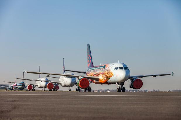 Akkoord over Brussels Airlines: 1.000 banen verdwijnen