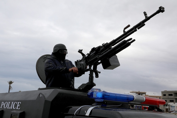 VN: Verschillende landen leven wapenembargo na Libië-top niet na