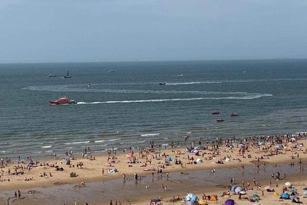 560 verloren gelopen kinderen aan zee in juli