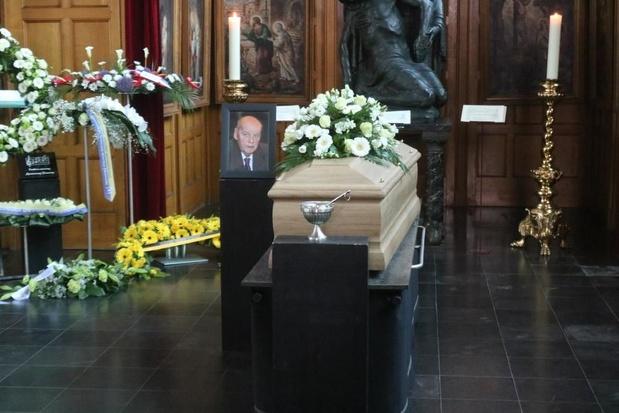Stijlvol afscheid van de mensenvriend Hendrik Laridon