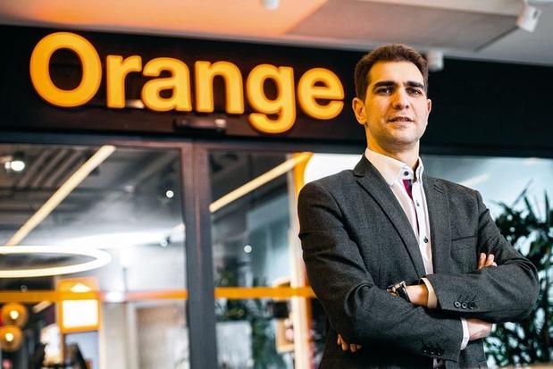 Michaël Trabbia, CEO d'Orange Belgium, promu en France