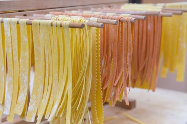 Binnenkort te koop: Belgische pasta