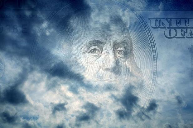 Amerikaanse dollar heeft top bereikt