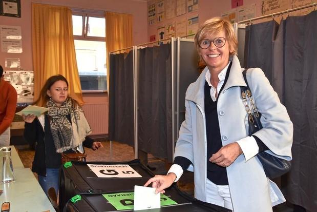 """Martine Fournier wordt senator: """"Ik wilde deze rol al eerder opnemen"""""""