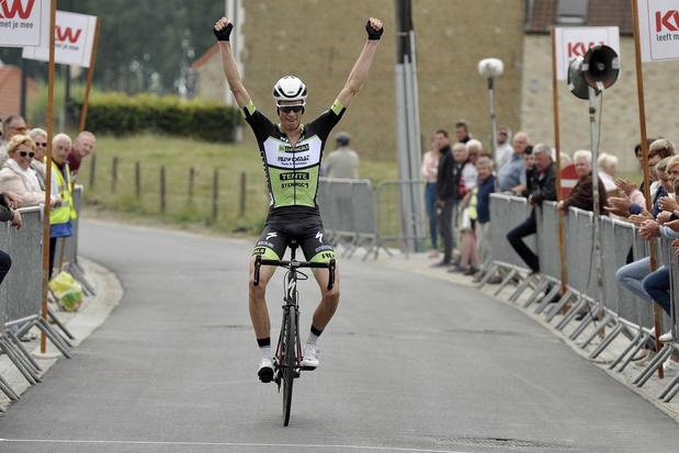 Jordy Vermeire wint 45ste Grote Prijs Oostkerke Sportief