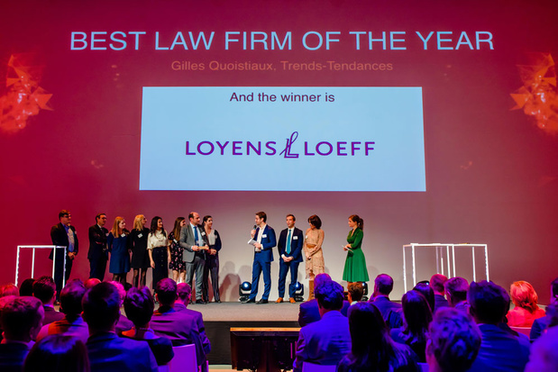 Trends Legal Awards: Loyens & Loeff is advocatenkantoor van het jaar