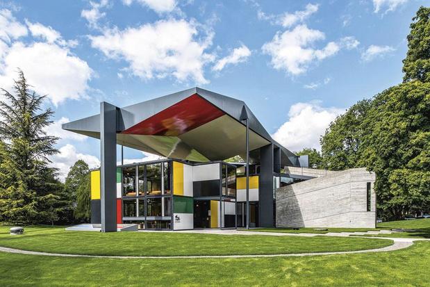 Le Corbusier opent deuren