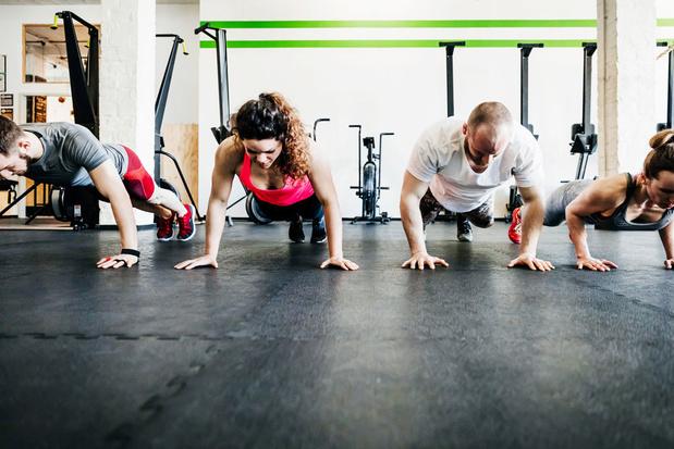 Sport op de werkvloer met de sport- en cultuurcheque