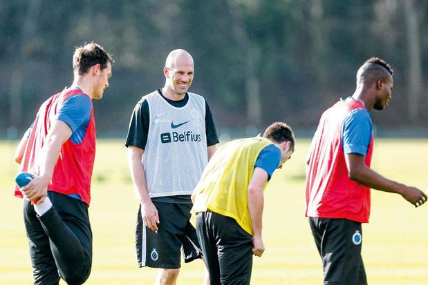 Club Brugge trekt naar Kiev in derde voorronde CL