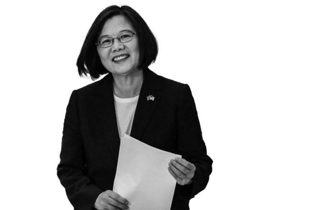 Tsai Ing-wen, Presidente
