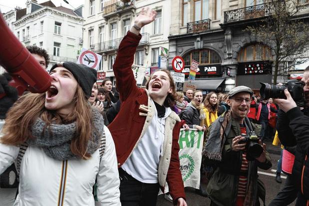 Nouvelle grève mondiale pour le climat ce vendredi, également en Belgique