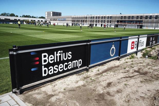 Nieuw oefencomplex Club Brugge moet doorstroming van eigen jeugd bevorderen