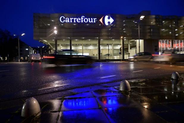 Privacywaakhond wil Carrefour horen over betalingen met vingerafdruk