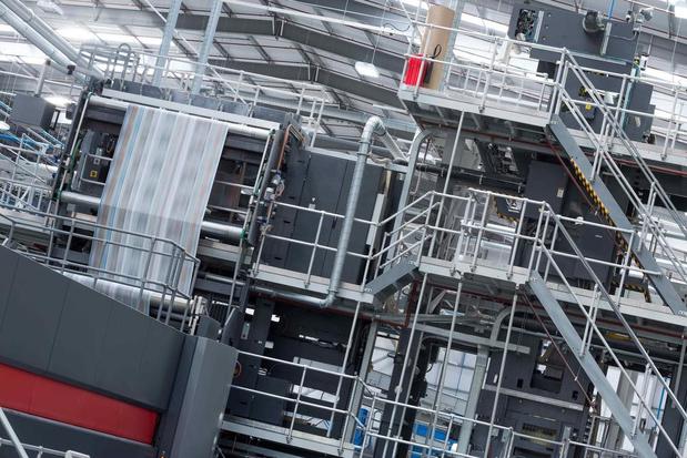 Moderna Printing wordt de grootste rotatiedrukker van de Benelux
