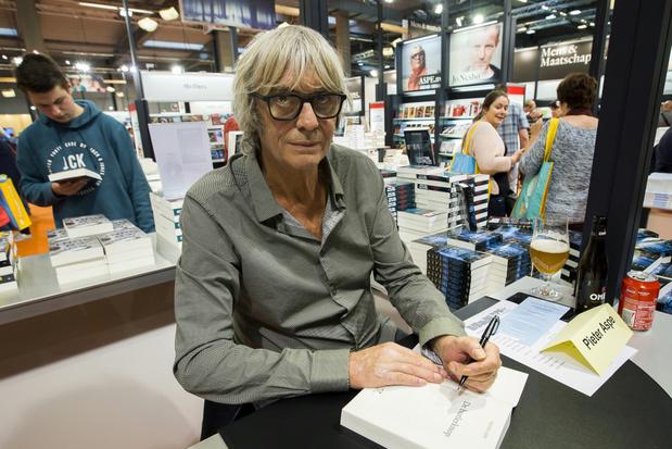 Pieter Aspe weer present op de Boekenbeurs ondanks kritiek op ticketprijzen