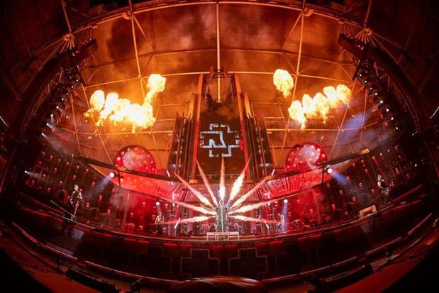 Concert Rammstein in kwartier uitverkocht