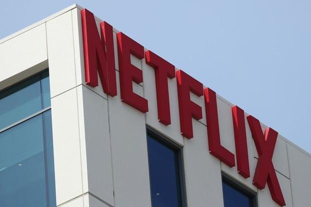Dalingsrisico bij Netflix