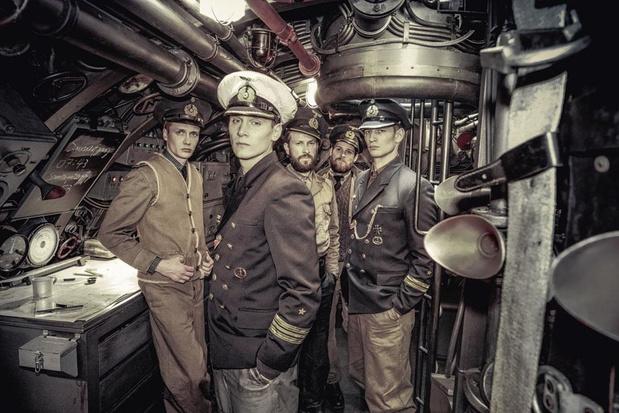 'Das Boot', de serie: 'Geen enkel personage is zwart-wit, ook de nazi's niet'
