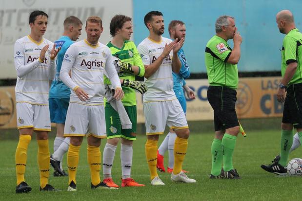 KSV Oostkamp haalt zwaar uit in de Croky Cup