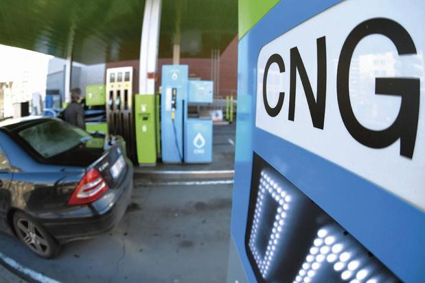 Rouler au gaz, moins cher et plus sain