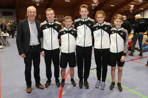 Rope Skipping Oostende pakt drie medailles op BK Rope Skipping in Oostende
