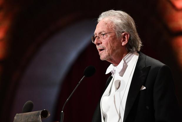 Nobelprijs voor de Literatuur winnaar Peter Handke niet welkom in Kosovo