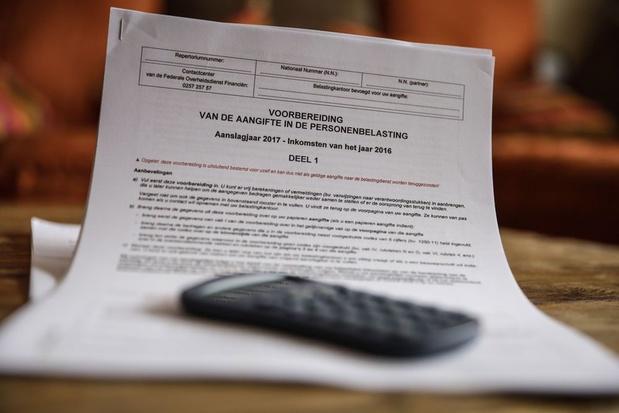 Bijna 4 miljoen mensen krijgen dit jaar ingevulde belastingbrief