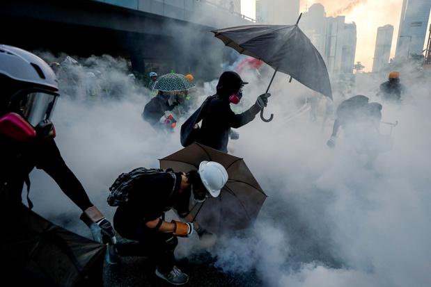 China ontheft belangrijkste vertegenwoordiger in Hongkong uit zijn functie