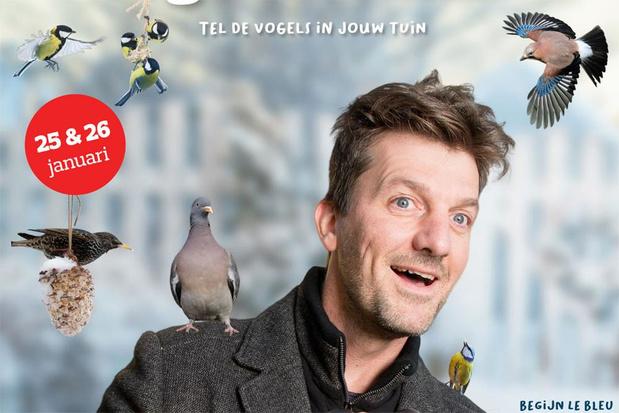 25 en 26 januari Grote Vogelweekend: hoe herken je de vogels in jouw tuin?