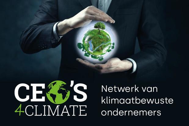 CEO's 4 Climate wil klimaatbewuste ondernemers verbinden
